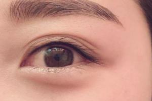 为什么现在连明星都只做隐形美瞳线而不做眼线?